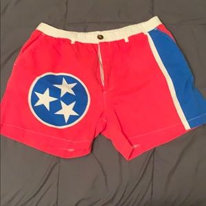 "Chubbies The Rocky Tops, 5.5"" XL"